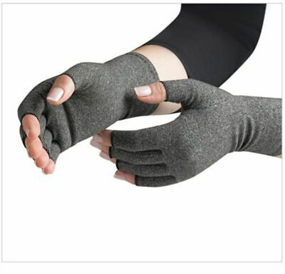 Arthritis Compression Gloves Pain Relief Comfortable Fingerless Hand Wrist