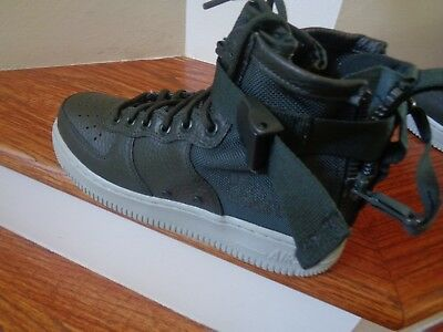 purchase cheap edf43 b7425 WMNS NIKE SF AF1 Mid Women's Boots, AA3966 300 Size 9 NEW