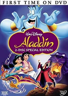 Aladdin DVD, 2004, 2-Disc Set, Special Edition Free Shipping!!!