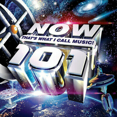 NOW THAT'S WHAT I CALL MUSIC! 101 (2018) 46-track 2-CD NEW/SEALED Little Mix