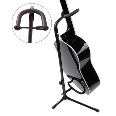Portable Guitar Stand Holder Padded for Acoustic Electric Bass Studio Tripod