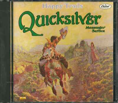 "QUICKSILVER MESSENGER SERVICE ""Happy Trails"" CD-Album"