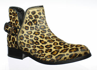 Just Cavalli Womens Trunk Brown Ankle Boots EUR 36
