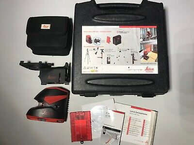 Leica Lino L2P5 Geosystems Laser Level Line and Dot Laser