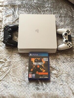 Console Sony Playstation 4 Slim 500 GB COD 4 E Due Controller