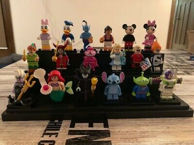 LEGO DISNEY SERIES 1 Opened Complete SET 18  71012 COLLECTIBLE MINIFIGURES