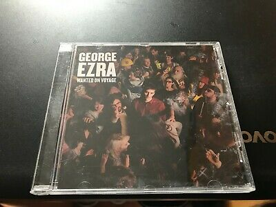 GEORGE EZRA-wanted on voyage/12 trax/vg con cd/2014