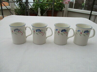 royal doulton windermere 4 mugs very good used condition