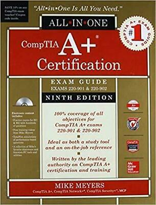 |e-Version| CompTIA A+ Certification All-in-One Exam Guide , Tenth Edition