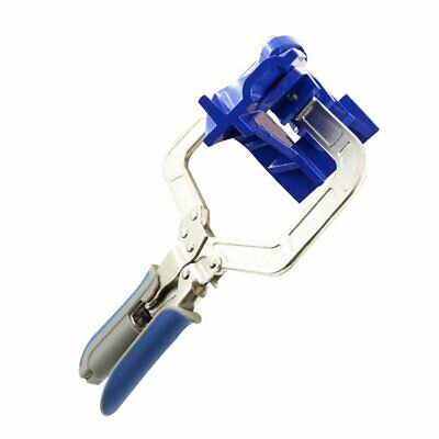 Furniture 90 Degree Right Angle Corner Clamp Woodworking Clamping Hand Tool UK