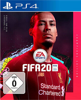 Fifa 20 Champions Edition / PS4 / Neu & OVP / Release: 24.09.2019