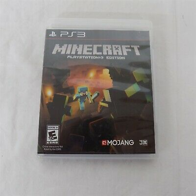 Pre-Owned Minecraft - PlayStation 3 Edition (Sony PlayStation 3, 2014)