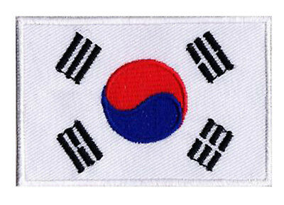 Martial Arts sew on badge//patch 110mm x90mm
