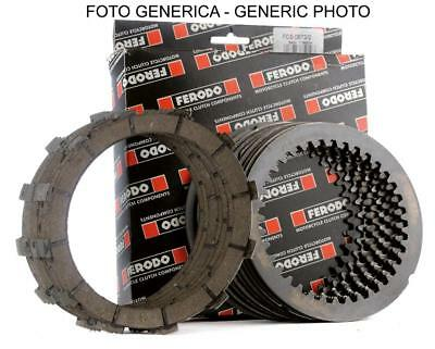 Série Complet Disques Embrayage Standard fcs0662/2 100288092 Ferodo Code