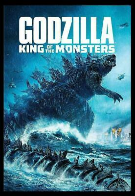 Godzilla King Of The Monsters New Dvd ***pre-Order Ships 8/27/2019***