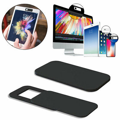 Camera Webcam Plastic Cover Slim Slider Privacy Protect Sticker For Laptop Phone