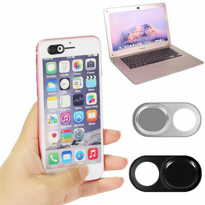 Camera Webcam Metal Cover Privacy Slider Protection Sticker For Laptop PC Phone