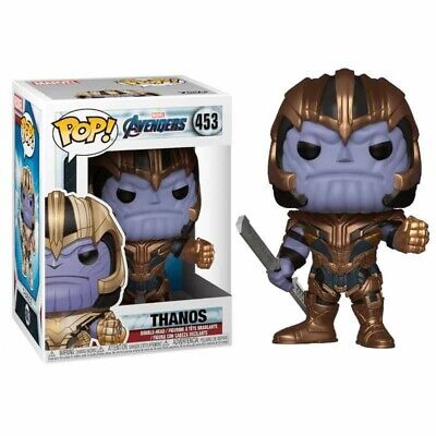 Figura Funko POP THANOS 453 Avengers Endgame Marvel