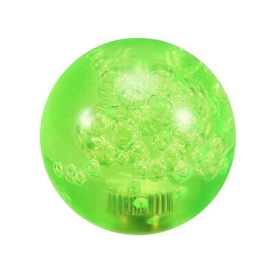 Joystick Ball Top Handle Rocker Round Head Arcade Fighting Game Crystal Green
