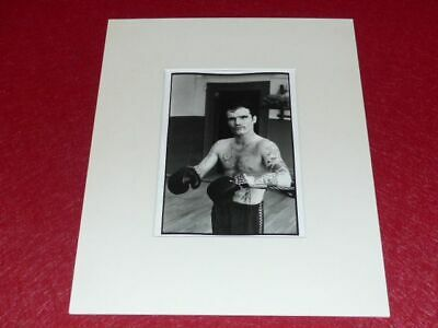 [PHOTOGRAPHIE] JAMES A. FOX (Agence MAGNUM) ARGENTIQUE BOXE (217)