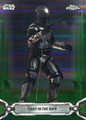 Solo A Star Wars Movie Base Card Grey Parallel #7 L3-37