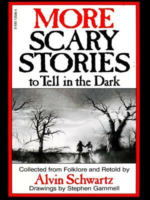 More Scary Stories to Tell in the Dark - Alvin Schwartz kindle format