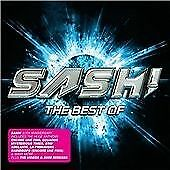 Sash! - Best Of Sash The (2 CD SET)  NEW AND SEALED