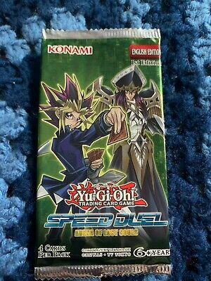 Yu-Gi-Oh! TCG Speed Duel: Arena Of Lost Souls Booster Pack
