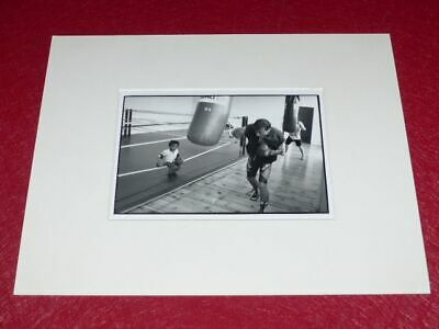 [PHOTOGRAPHIE] JAMES A. FOX (Agence MAGNUM) ARGENTIQUE BOXE (228)