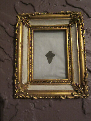 "Ancient Roman cross Cannock Staffordshire UK metal detecting find framed 6""x7.5"""