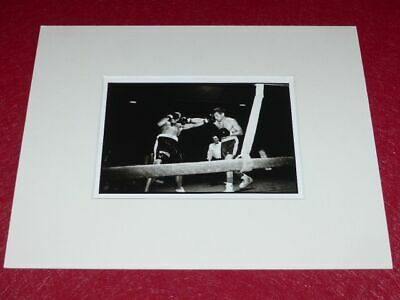 [PHOTOGRAPHIE] JAMES A. FOX (Agence MAGNUM) ARGENTIQUE BOXE (237)