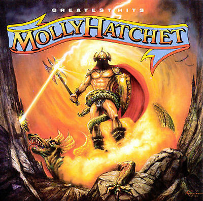 Greatest Hits by Molly Hatchet (CD, 1990)