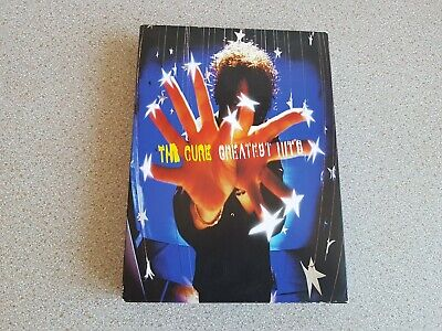 The Cure Greatest Hits Deluxe 2 Cd & 1 Dvd Box Set Genuine Uk