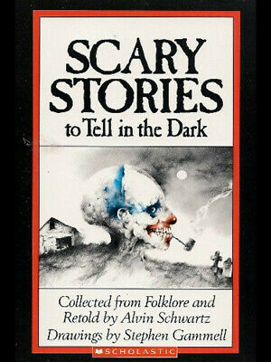 Scary Stories to Tell in the Dark by Alvin Schwartz kindle format