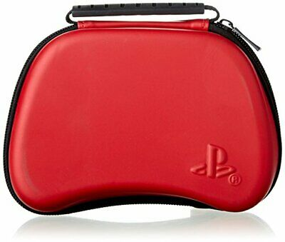 Protect Plus DualShock4 Wireless Controller Carry Case - Red (PS4) - (Red)