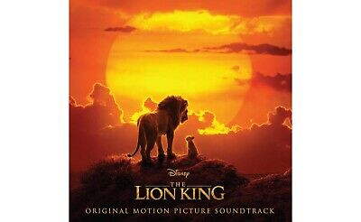 Various - The Lion King OST  (CD 2019) Beyonce Disney