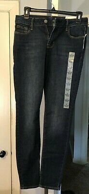 Old Navy  Rockstar Super Skinny Jeans Size 4 - New With Tags   FREE SHIPPING
