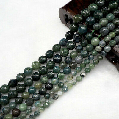 Nature Aquatic Agate Beads Diy Accessories Styles Stone Craft Opaque Spacer