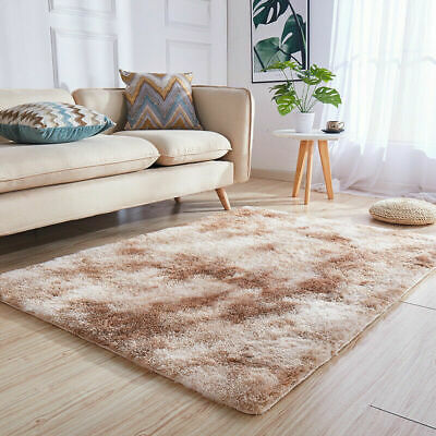 Shaggy Rugs Floor Carpet Living Room Bedroom Area Rugs Soft Large Rug Home Decor