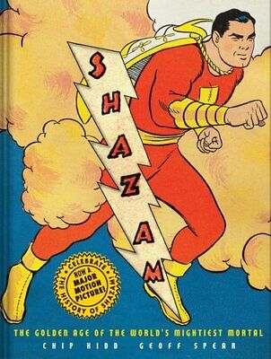 Shazam!:The Golden Age of the World's Mightiest Mortal The Gold... 9781419737473