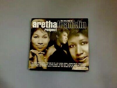 Aretha Franklin - Respect - The Very Best Of Aretha..Aretha Franklin 2CD's VGC