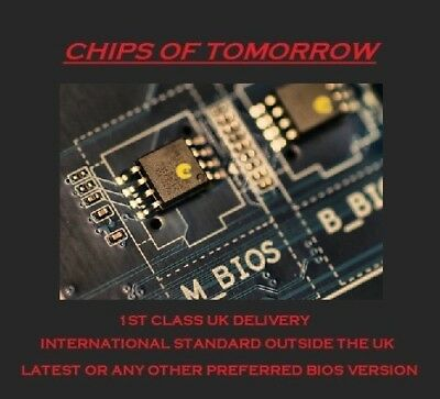 Bios Chip - Dell Alienware Area-51 R5 / Aurora R2 / R3 / R4 / R5 / R6 / Alx