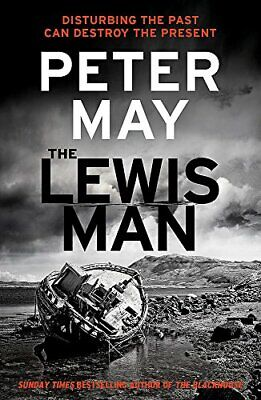 (Good)-The Lewis Man: Book Two of the Lewis Trilogy (Paperback)-May, Peter-08573