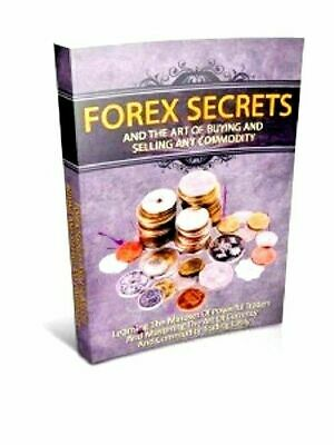 Forex Secrets Pdf E Book Ebook Ebooks Resell Rights Free Shipping Mrr master