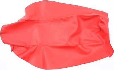 Cycle Works Seat Cover Red 35-16501-02