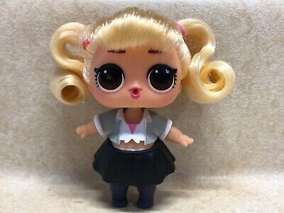 LOL Surprise L.O.L Hair Goals Oops Baby Preowned Series 4 #?-028