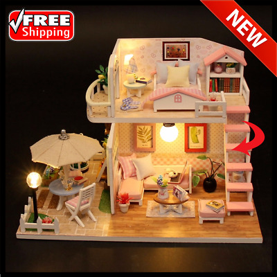 LOL SURPRISE DOLL HOUSE Made with REAL WOOD - SURPRILOL SURPRISE DOLL HOUSE Made