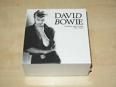NEW David Bowie Loving The Alien 11 CD box set NEW/SEALED Free shipping