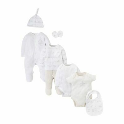 Mothercare Unisex 8 Piece My 1ST Sets New, Completino Bimbo, Multicolour (L JYOs