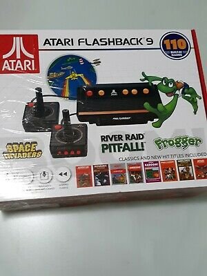 Atari Flashback 9 AR3050 HDMI Game Consoles with Wired Joystick Controllers - B…